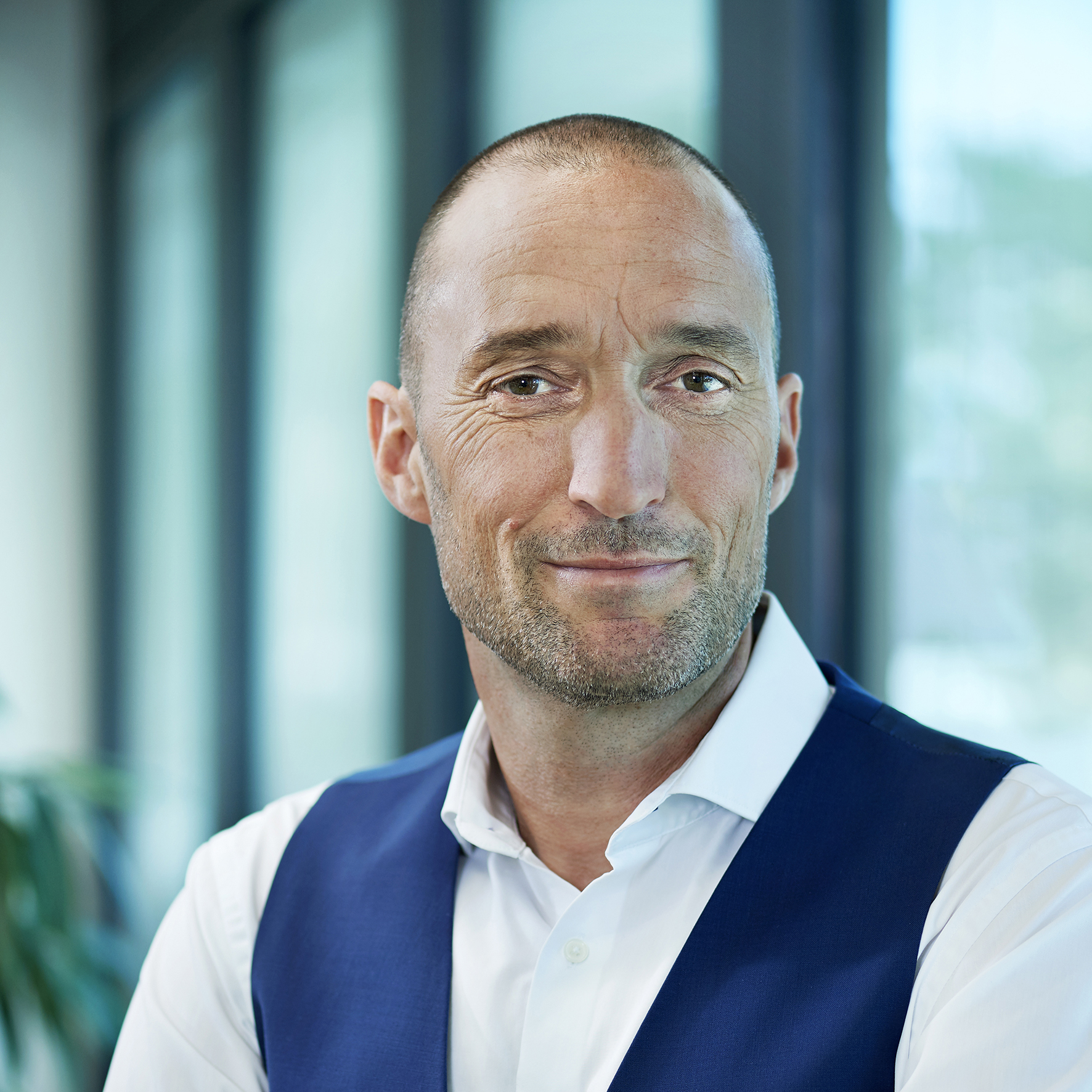 Martin Bürcki CEO Ericsson Schweiz