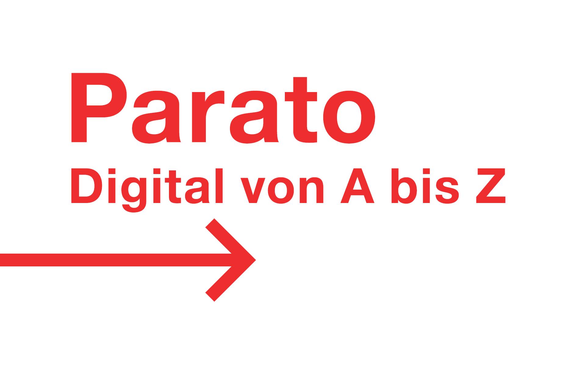 Parato: Die Netzwerkorganisation der digitalen Transformation - von der Strategie bis zur Umsetzung.