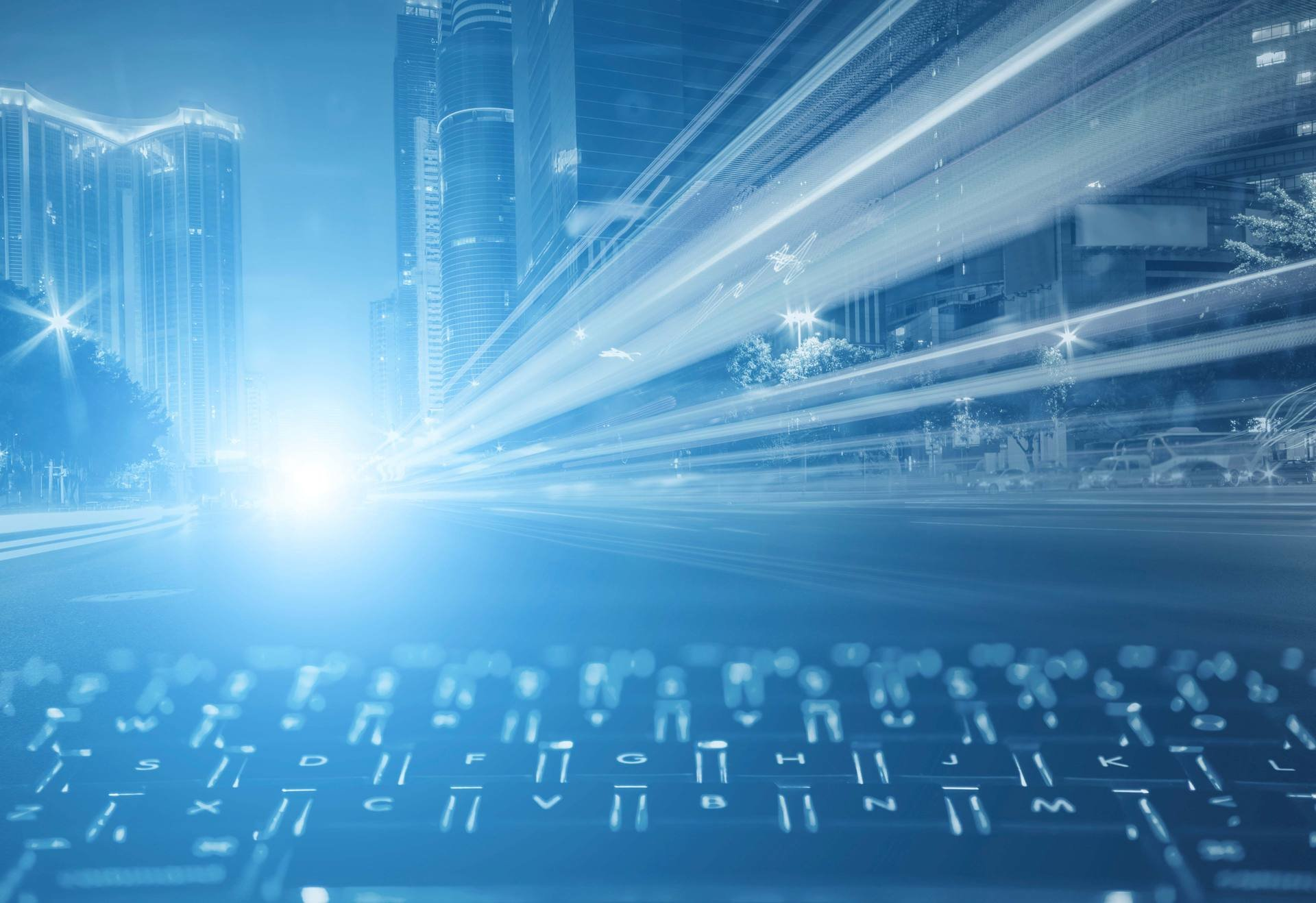 Swisscom: Stimmungsbild eines Serverraums zur Illustration eines Netzwerkzonen-Projekt um das gewachsene Firmennetzwerk in ein neues, sicheres, strukturiertes Netzwerk zu überführen.