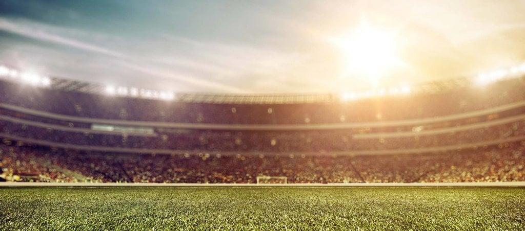 YB-Stade de Suisse: Stadionbild für Beratung Projekte, Transformationsmanagement.
